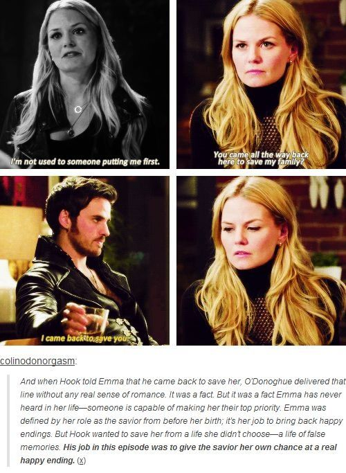 emma and hook relationship tips