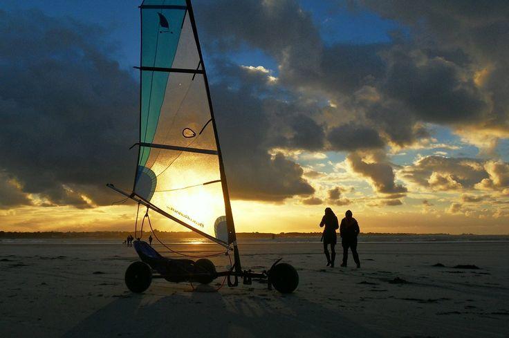 Char à voile Drift Sailing, Kart à voile | Photos char à voile