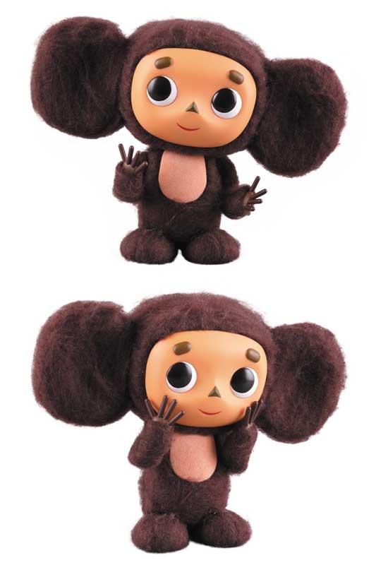 cheburashka doll
