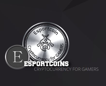 Esportcoins - Cryptocurrency for gamers