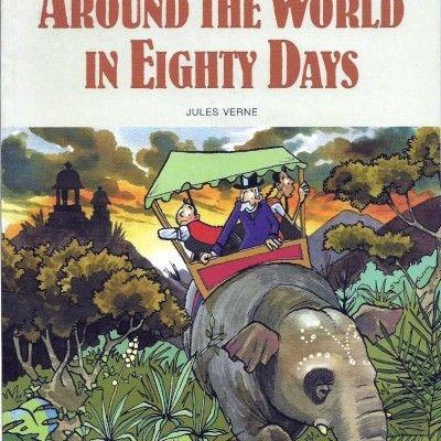 'Around the World in Eighty Days'