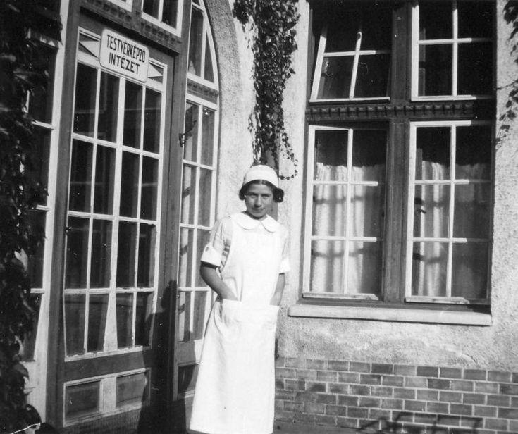 I. sz. Belgyógyászati Klinika, Testvérképző Intézet (1936)