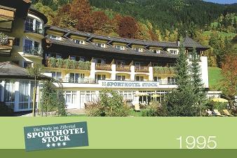 1991: Das Familienunternehmen Stock gründet die Hotelgruppe Best Wellness Hotels Austria mit 4 weiteren Häusern.