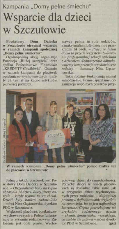 Więcej o akcji Domy Pełne Śmiechu znajdziecie na www.kredyty-chwilowki.pl