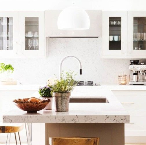 Great kitchen: The top 12 looks from The Block: Triple Threat, via We-Are-Scout.com
