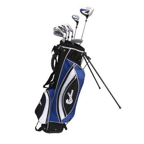 Confidence Mens Power Hybrid Complete Golf Club Sets