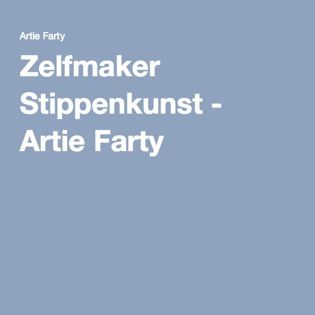 Zelfmaker Stippenkunst - Artie Farty