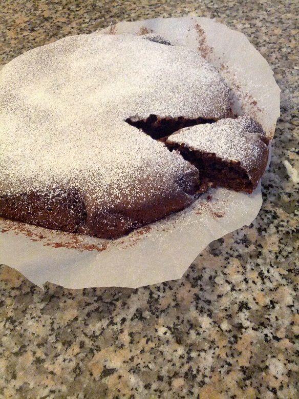 Fior di Vaniglia : Torta al cioccolato...light!