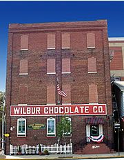 Wilbur Chocolate Factory Store | Pennsylvania Dutch Country | Lancaster, PA