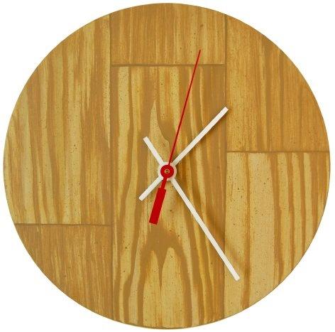 Faux Bois Pretend Clock: Aiden, Labs, Bois Pretend, Fake Wood, Pretend Clock, Products, Clocks