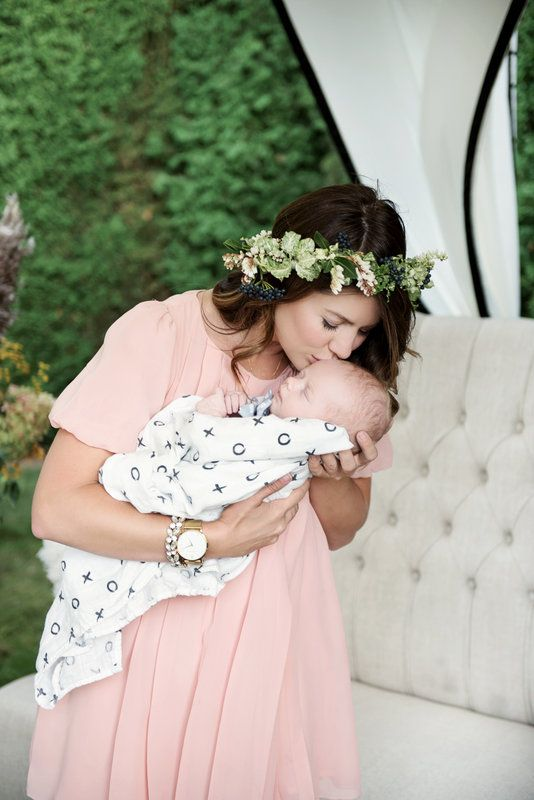 Jillian Harris 's baby Leo's first party Photos by Hong Photography Studio