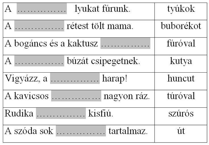 logikai feladatok gyerekeknek pdf - Google-keresés