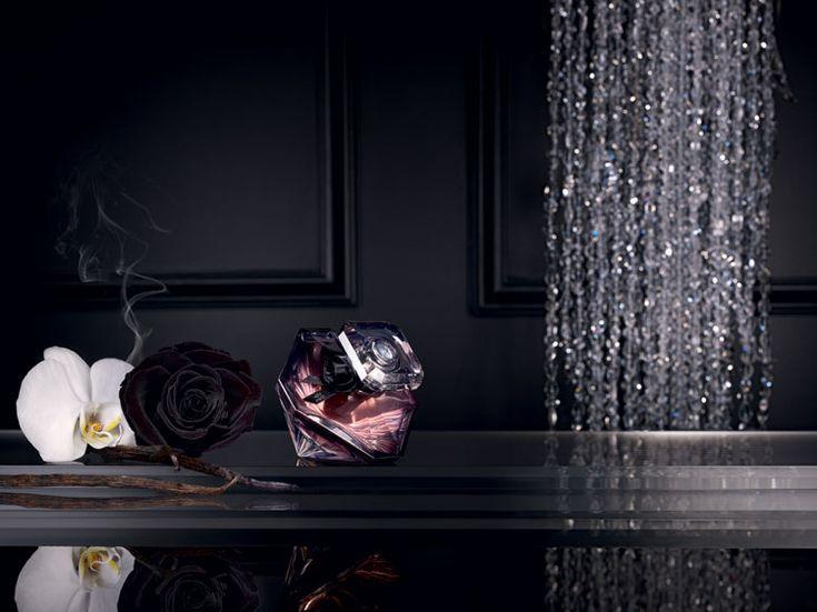 """L'eau de parfum """" La Nuit Trésor"""" Parfums Lancome . Février 2015"""