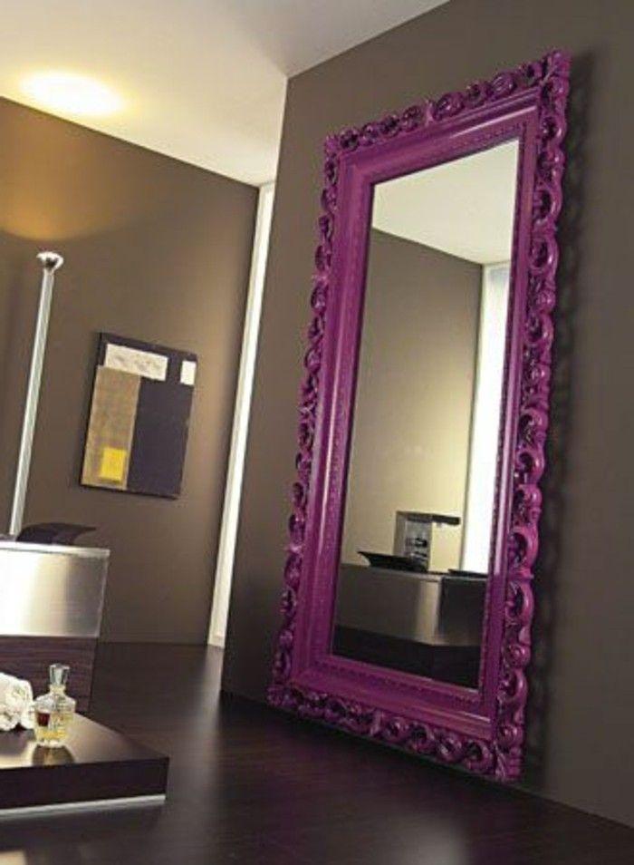 76 Idées Avec Un Miroir Grand Format