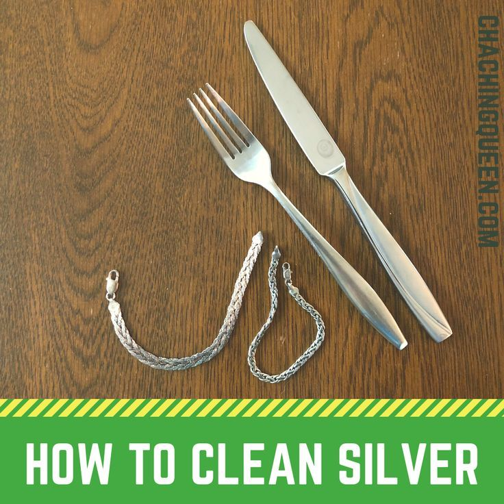 How To Clean Silver Easy Diy Silver Cleaners How To Clean