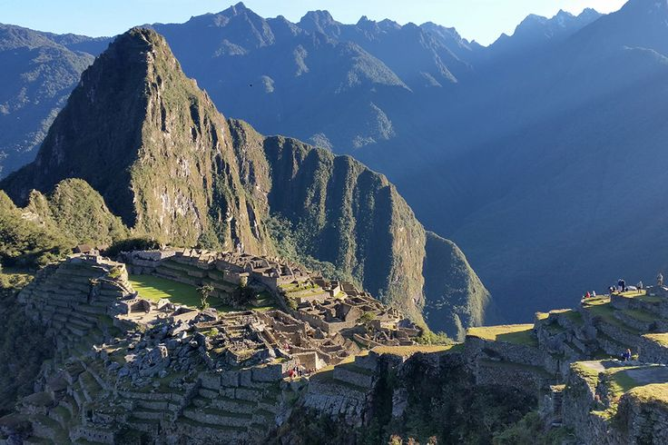 Take the Inca Trail to Machu Picchu for a magical look at the Lost City at the top of the world. G Adventures can get you there.