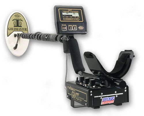 GMT™ Gold Master Metal Detector - Fast AutoTrac cancels ground mineralization faster and more accurately than ever before!