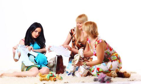 Il #BabyShower ci sta contagiando tutti i regali per il baby in arrivo
