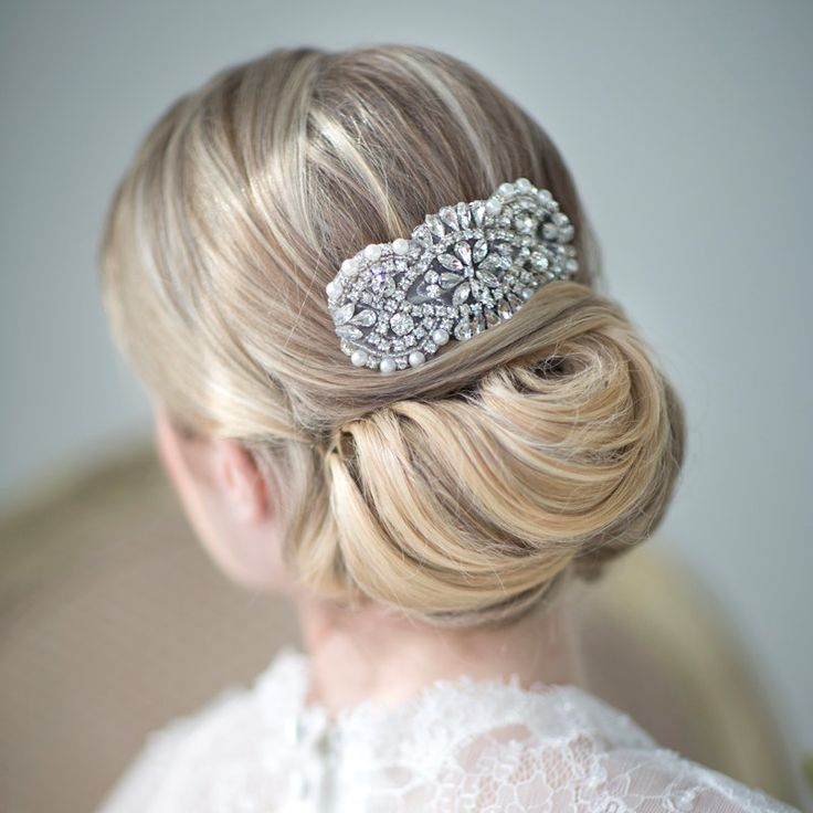 396 Best Bridal Updos Images On Pinterest