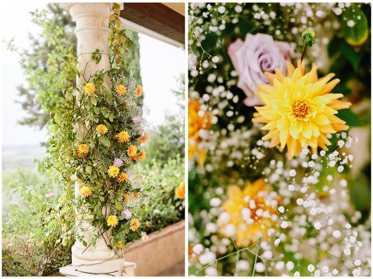 English Tuscan Wedding in Antica Fattoria di Paterno Photography: Facibeni Fotografia