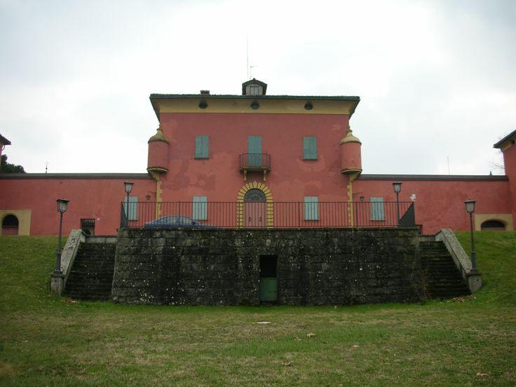 PalazzoDiVarignana before the #renovation  in 2009