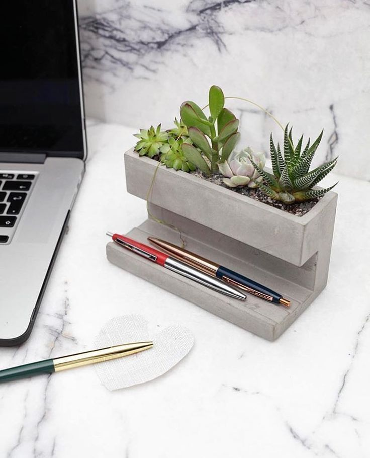 "2,963 Likes, 23 Comments - Designer Products & Interior (@d.signers_in) on Instagram: ""Concrete planter by Kikkerland Design #d_signersIn ______ #design #designer #instahome #instadesign…"""