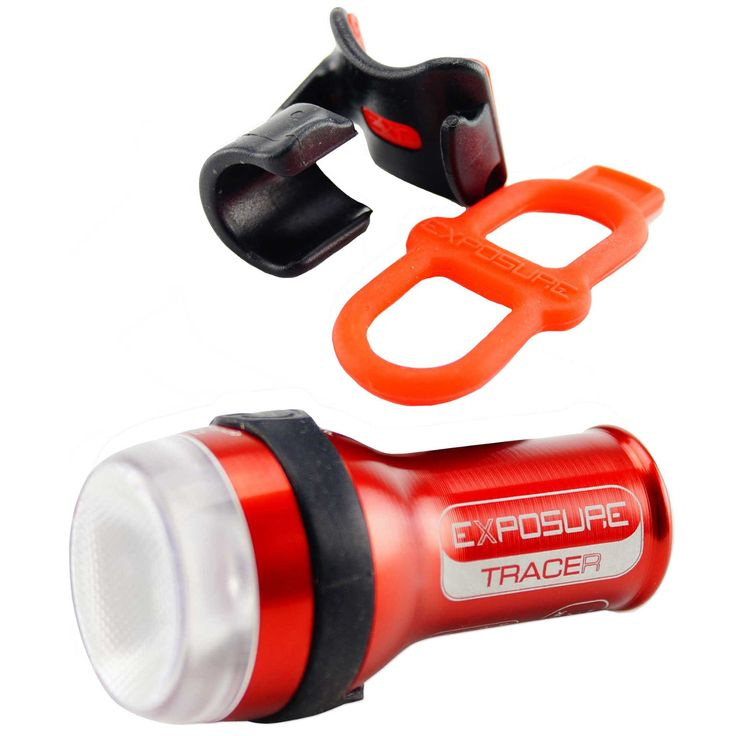 Wiggle | Exposure TraceR Rear Light | Rear Lights