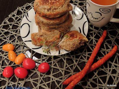Moje Małe Czarowanie: Zakwasowe chlebki orkiszowe