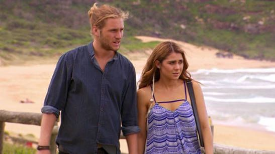 Home and Away - Official Site - Channel 7 - Ash & his sister, Billie (6181) - 4/27/15