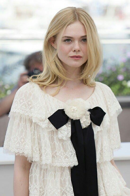 Cannes 2016 En robe Chanel