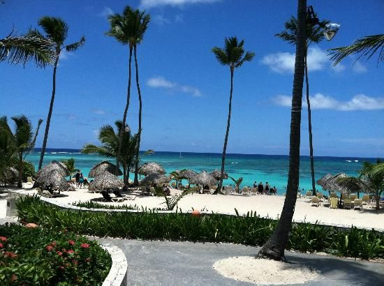 Majestic Elegance Punta Cana: View from Sea and See