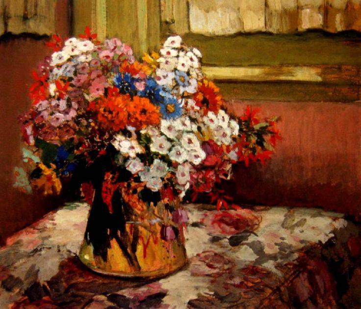 Margaret Preston, Mixed Flowers