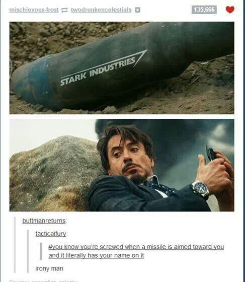 Iron Man #Irony Man #Stark