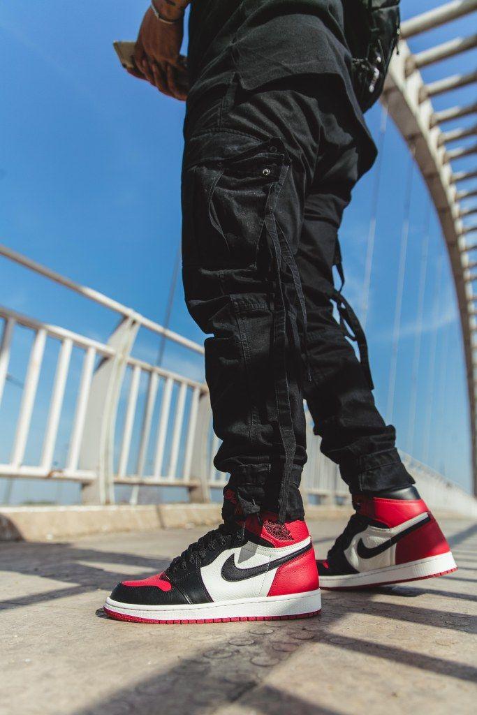 117350e20c49 Air Jordan 1 Bred Toe  AllenClaudius  bowtiesandbones  sneakerhead  indian   hypebeast  highsnobiety  sneakerculture  streetwear  stree…