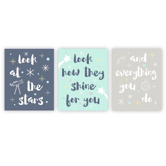 1000+ Nursery Wall Quotes On Pinterest