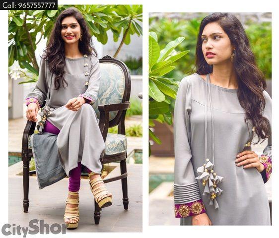#DressingRoom brings you a collection of elegant #Kurtas. #Clothing #fashion…