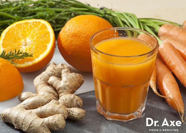 Orange+Carrot+Ginger+Juice+Recipe+–+Kid's+Favorite+by+@draxe