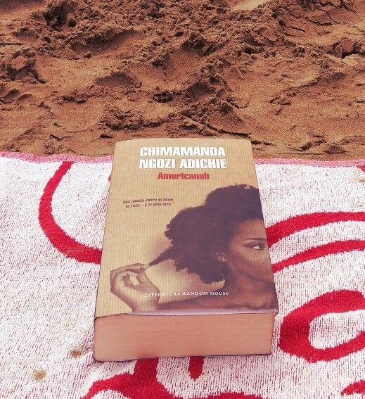 Americanah de Chimamanda Ngozi Adichie. Lecturas de verano.