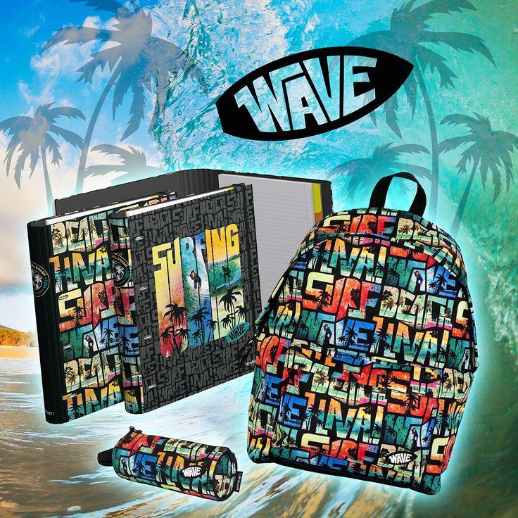 Porque mesmo os rapazes não abdicam do estilo! Descubra a nova coleção #WAVE.
