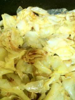 The Ranch Kitchen's Granny's Wilted Cabbage.  You'll never boil cabbage again!