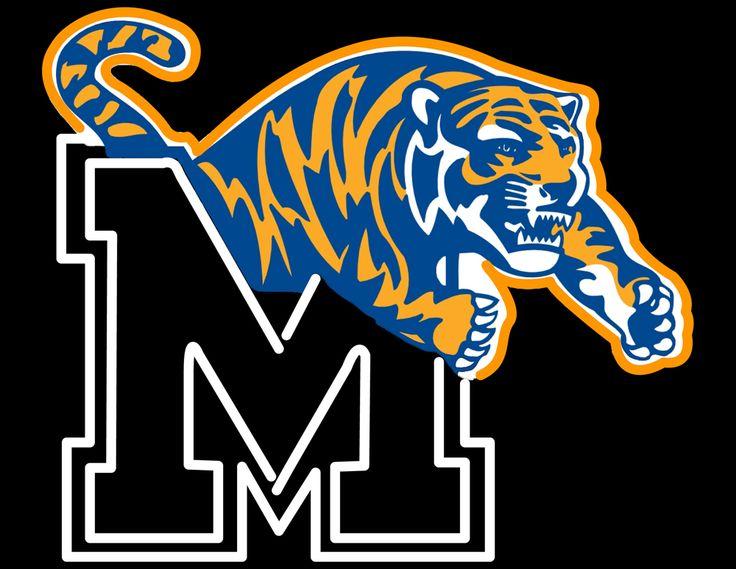 Memphis Tigers Memphis tigers, Tiger logo, Tennessee mascot