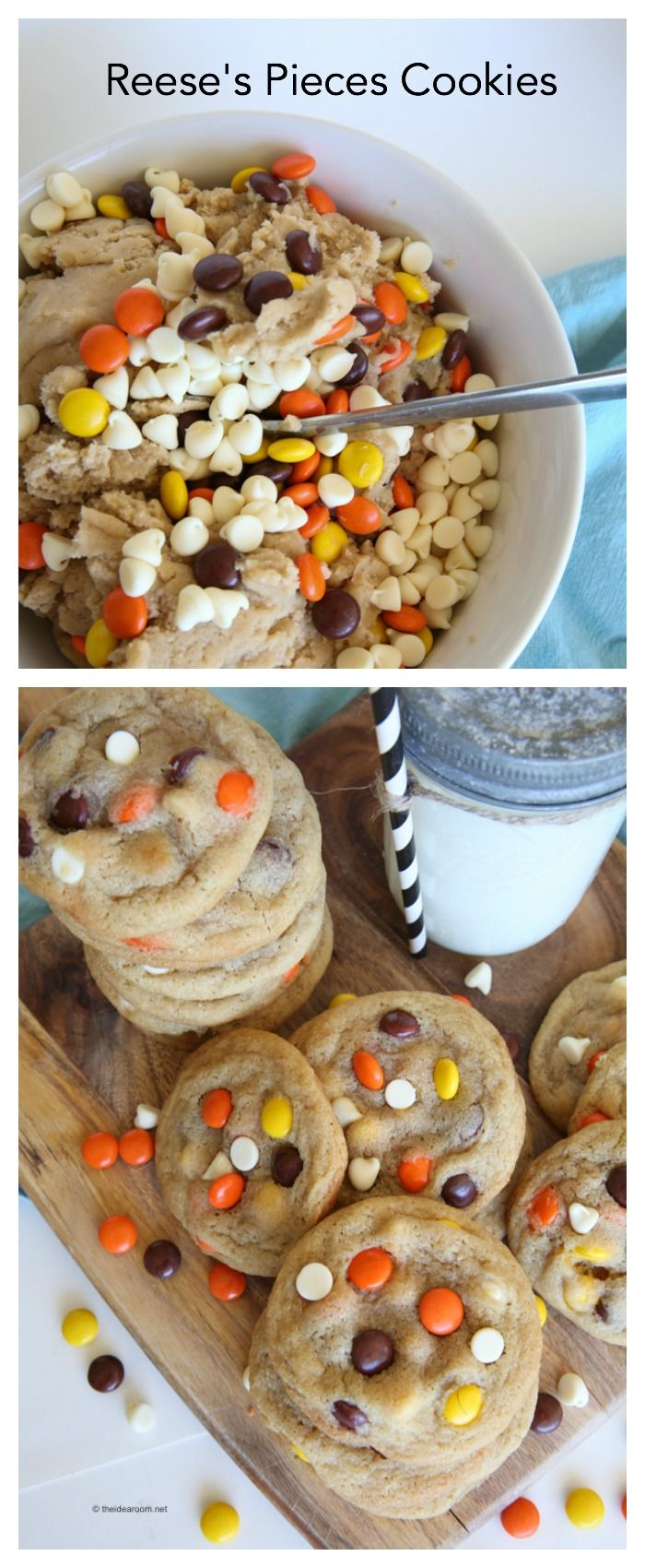 I love baking for our family and friends, especially in the fall when the weather is cooler and the Holiday Season is upon us. I recently made some delicious cookies for the family. Today I want to share this Reese's Pieces Cookie Recipe with you! I used Country Crock's Make it Yours™ Cookie Recipe, which …