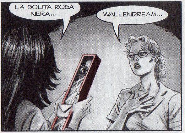 "Ululati Solitari: ""La rosa nera"" dietro la follia – Morgan Lost (n° 4)"