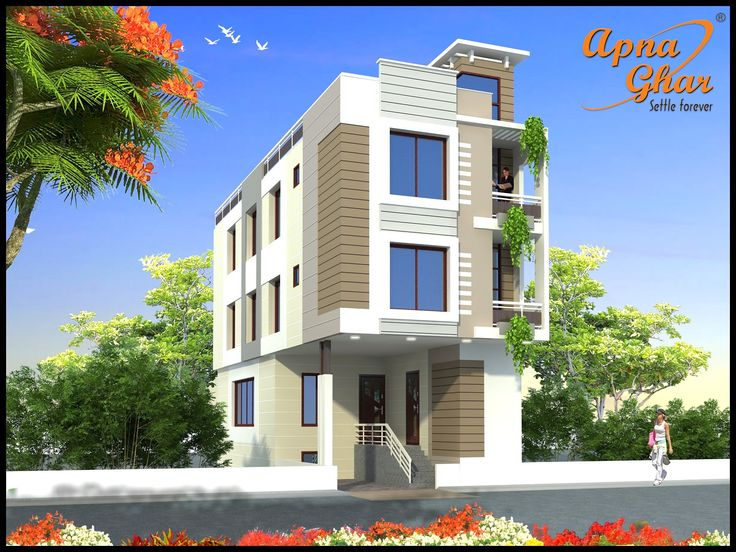 Commercial Cum Residential Design Click Here Http