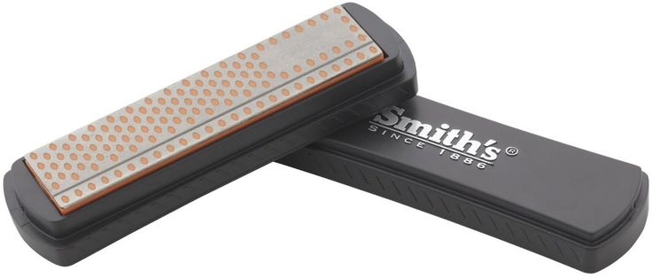 "Smith's 50363 Diamond Sharpening Stone, 4"" x 1"""