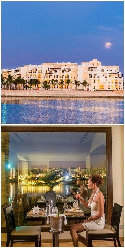 #Fanar_Hotel & #Residences - #Salalah - #Oman https://en.directrooms.com/hotels/info/3-40-358-390348/