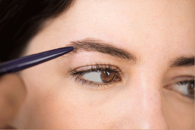 How to Get the Best Eyebrows for Your Face  - ELLE.com