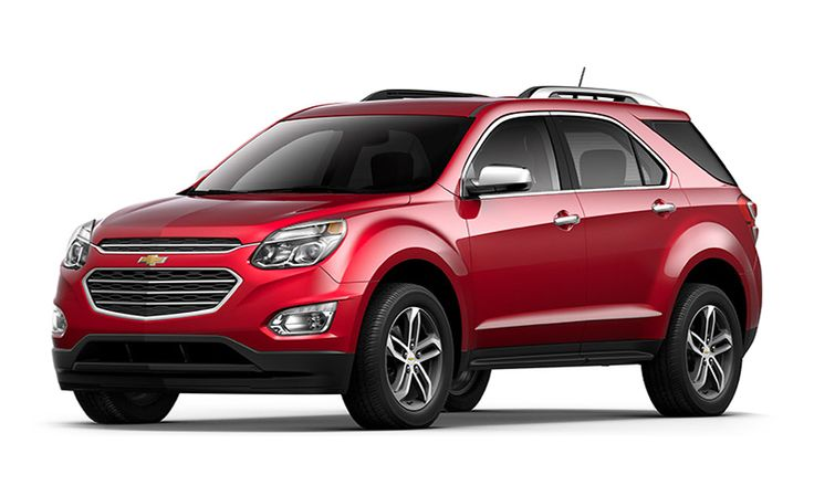 Chevrolet Equinox Reviews - Chevrolet Equinox Price, Photos, and Specs - Car and Driver
