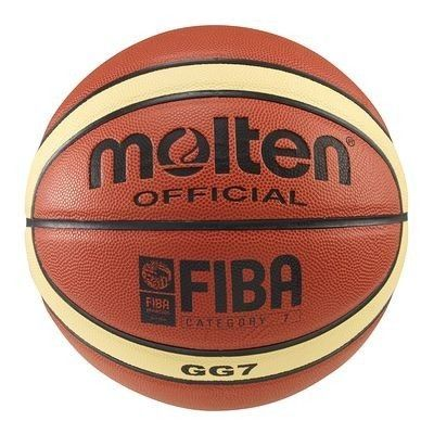 Balón Molten BGG7, balón oficial de la FEB de compuesto de poliuretano www.basketspirit.com/Molten
