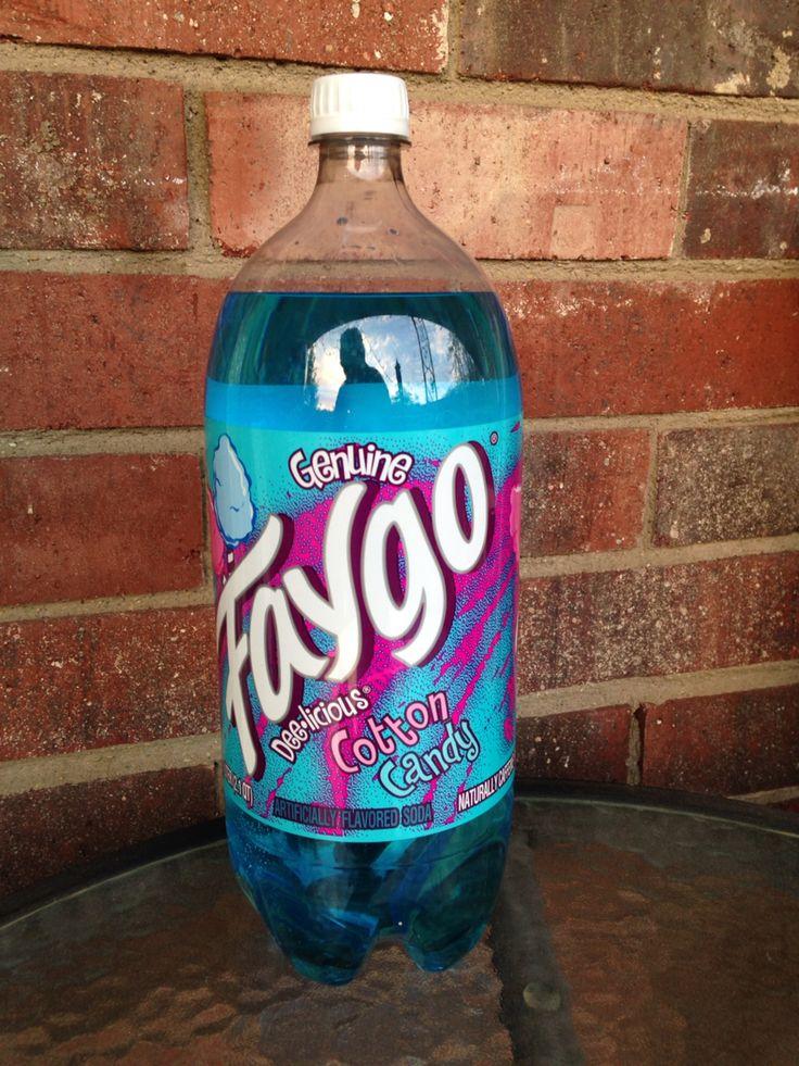 Cotton Candy Faygo Softdrink Beverage Softdrinks